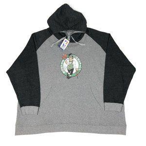 Boston Celtics NBA Fanatics 6XLB Sweatshirt Hoodie